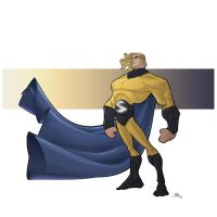 Template Hero Sentry by Chadwick-J-Coleman