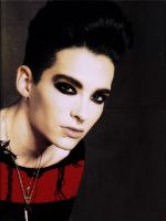 Bill Kaulitz Edited by Strange-B