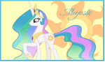 Majestic Princess Celestia sig by AliceHumanSacrifice0