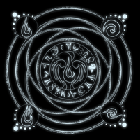 Wizard Spell Circle: Healing by Celesta1805
