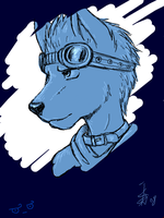 goggle_blues__wth by nocturnalMoTH