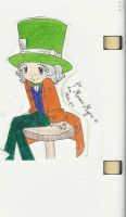 Mad Hattar by Moronic-Muffin