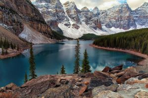 Moraine Lake by MoCity