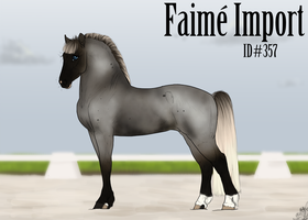 #537 Faime Import - Auraleyki by emmy1320