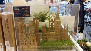 Notredame and Westminster by TanyaPark0216