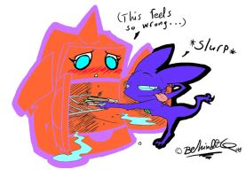 New Uses for Rotom - COLORED by Chu4eon