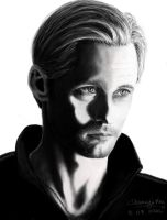 eric northman by domczynska