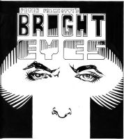 Bright Eyes WIP - Done by PeterPalmiotti