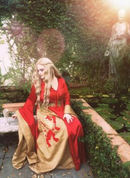 Lioness of Lannister by LadyLustCosplay