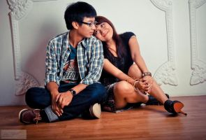 couple photosession LOMOTO 6 by ArtRats