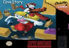 Snes Cave Story by Bran-new-Lovesong