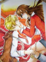 Pandora hearts: Chained by kimbolie12