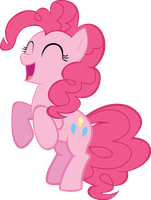 Pinkie Pie by Peachspices