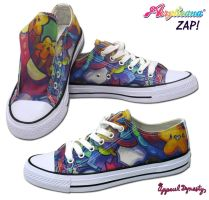 ZAP! Lowtops by marywinkler