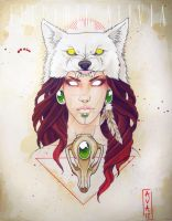 Mononoke by Electricalivia