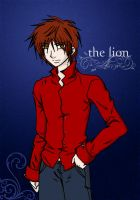 The Lion by Team-Vampire