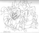 Manticrawly by KingMonster