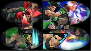 Ready to Smash: Little Mac by Kirby-Kid