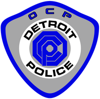 OCP Detroit Police Insignia by viperaviator