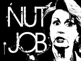 Nancy Nutjob by hfootball