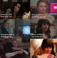 Faberry and Rizzles by alicia1003