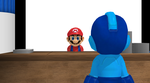 MMD: Meeting with Mario by DigiRadiance