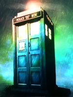 Tardis by katia1307