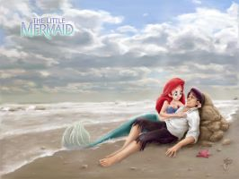 The Little Mermaid Wallpaper by HLBT