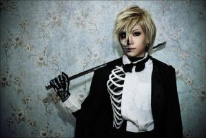 COSPLAY-HJO:YASU01 by yolkler