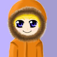 south park- Kenny's grin by LilSnowFox