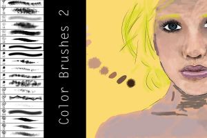 Color Brushes 2 by creatief2