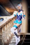 Tiger and Bunny Blue Rose by AlienOrihara