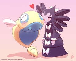 PokeLove Challenge: Day 5 - Lovely Kiss