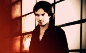 Ian Somerhalder - TVD Season 3 by Lauren452