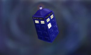 Tardis by 007Ashley