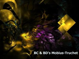 BC and BDs Mobius Truchet by Fractal-Resources
