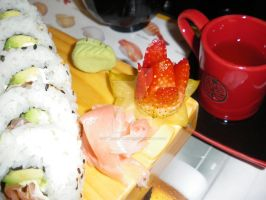 A Taste of Costa Rican Sushi by ThatGingerKid87