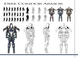 WoW Armor Concept by DanGlasl