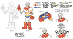 Papyrus Reference Sheet by The-PaperNES-Guy
