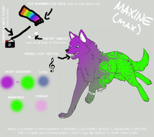 updated max referance sheet by musical-spartan