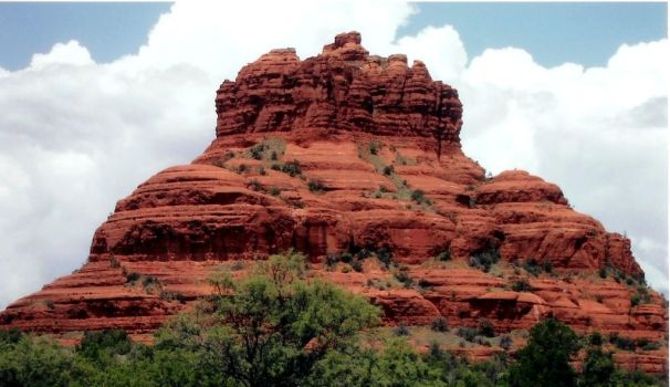 The Magic Of Sedona by OLSPUR