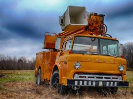 Ford Truck by Rendever