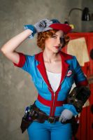 Fallout 4 cosplay by niamash