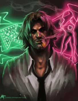 The Wolf Among Us by jodeee