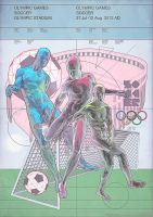 Olympic Games 2012 - Soccer by Giampaolo-Miraglia