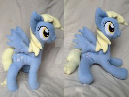 Derpy Hooves Plush- SOLD by mystiquefox13