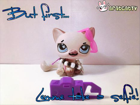 LPS NTM Cycle 2 Selfie for Sylveon  by AwesomeJammerAJ