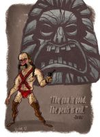 Zardoz by JeffVictor