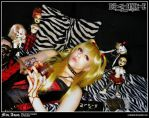 Misa Amane Cosplay: Bad Romance by Redustrial-Ruin