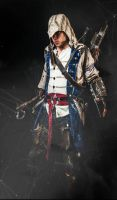 AC III -CONNOR KENWAY! by Creed-Cosplay